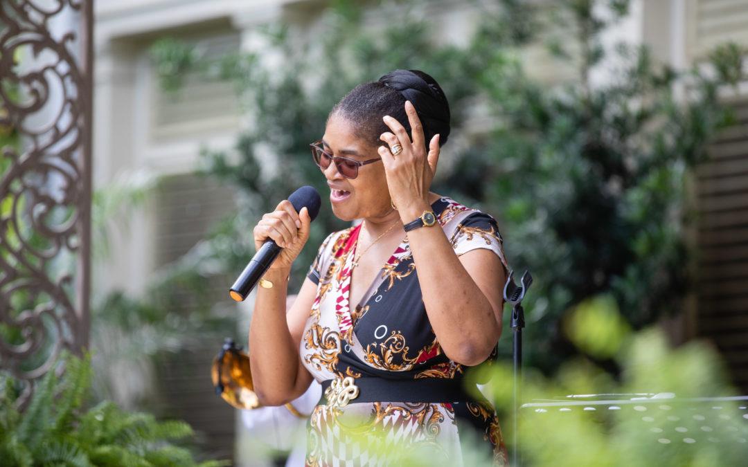 Palm Sundays: 2nd Annual Jazz & Gospel in the Gardens