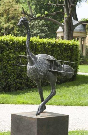 Bjorn Skaarup Sculpture